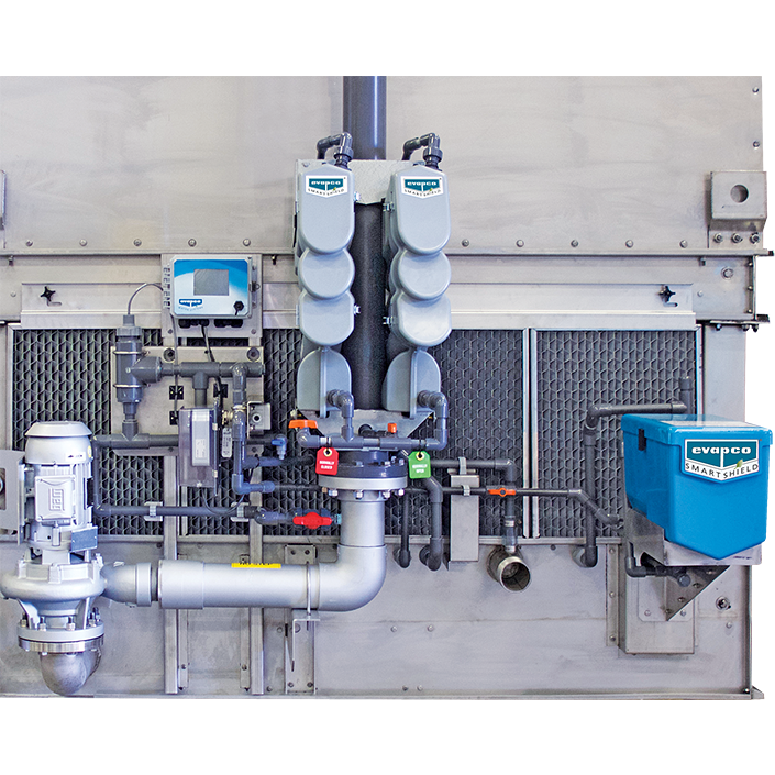 Smart Shield Coolers And Condensers Evapco