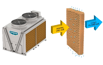 Adiabatic Pads – The TRUTH about Saturation Efficiency | EVAPCO