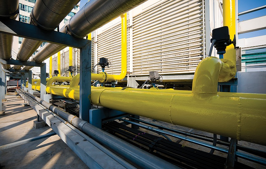 Cooling Tower Basics Piping And Controls Evapco