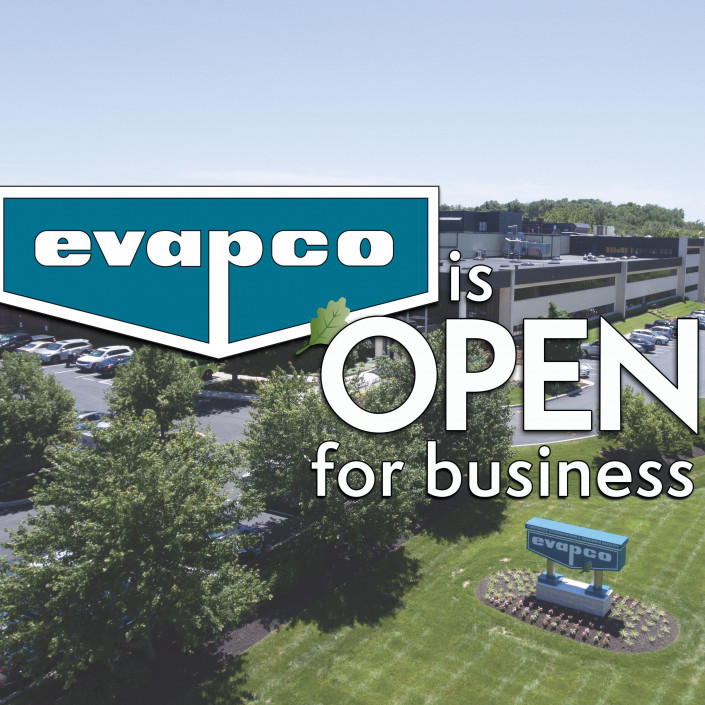 EVAPCO Overview with Overlaid Text