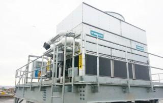 ATWB Closed Circuit Cooler | EVAPCO